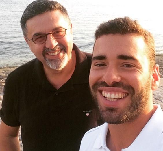 José Carlos Malato e João Caçador: cumplicidade crescente