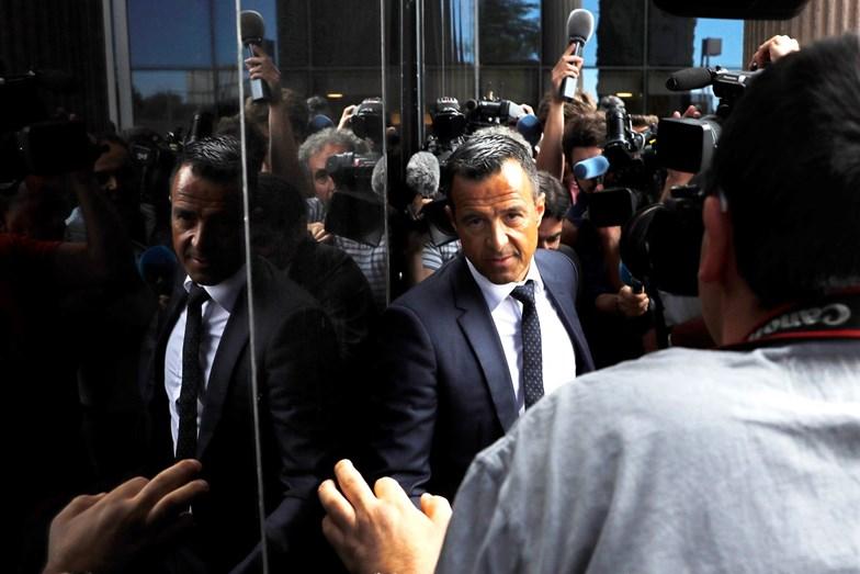 Cristiano Ronaldo e Jorge Mendes: uma amizade fundada nos negócios