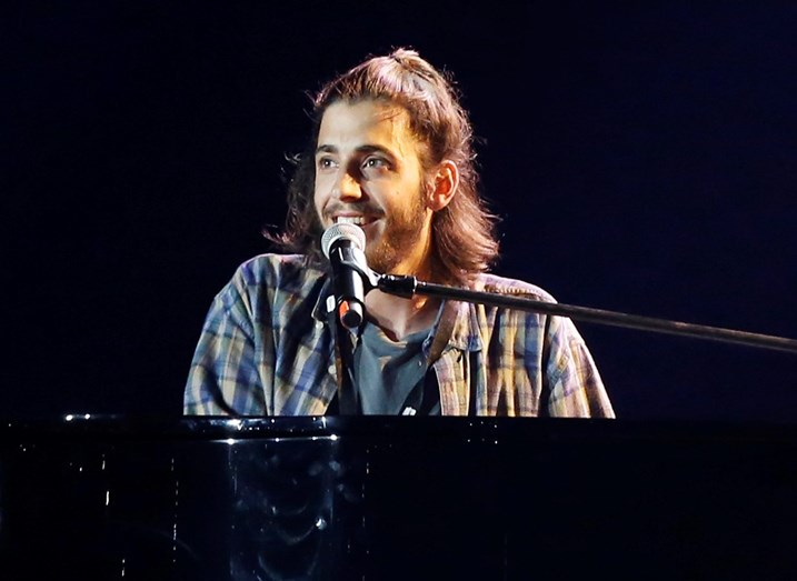 Primo de Salvador Sobral encanta júri do 'The Voice'