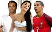 Estrela de reality show ameaça contar romance tórrido que viveu com ex-cunhado de Ronaldo e obrigá-lo a assumir filho