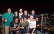 Ronaldo vai para a China com os amigos... e deixa Georgina em casa