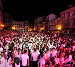 Noite Branca invade a capital