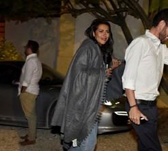Rita Pereira e Sofia Ribeiro jantam no mesmo restaurante... mas em mesas separadas