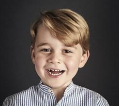 Príncipe George: 12 factos sobre o príncipezinho que faz hoje 4 anos
