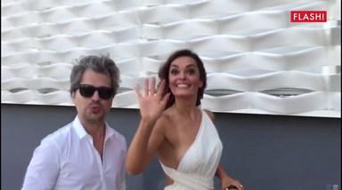FLASH! TV: Veja o vídeo com a chegada das estrelas da TVI à festa de verão