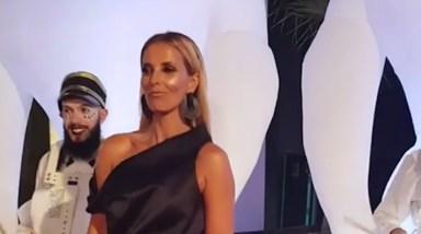 Cristina Ferreira dança sensual na festa da TVI