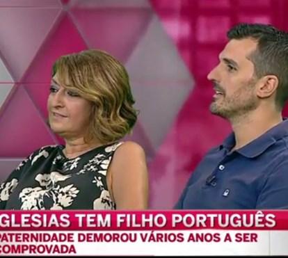 O filho português de Julio Iglesias