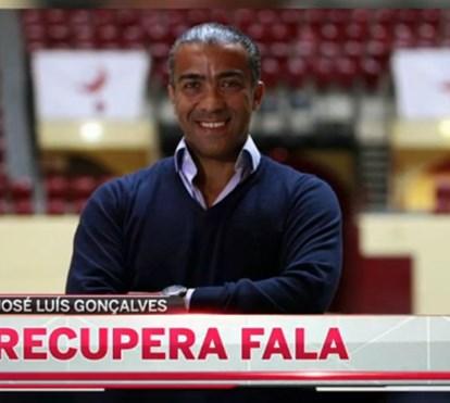 José Luís Gonçalves recupera a fala