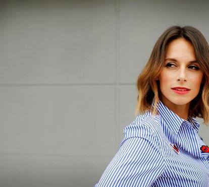 Núria Madrugada está novamente grávida