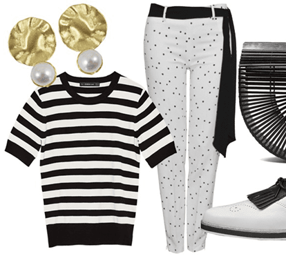 Quarta-feira: A preto e branco