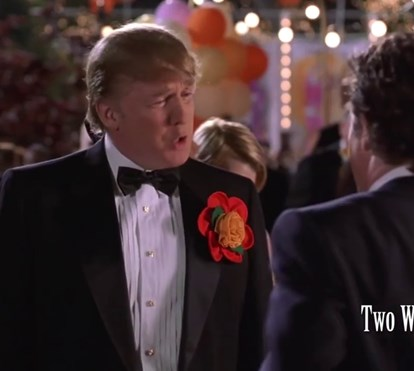 "Donald Trump ""Two Weeks Notice"""
