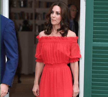 Os looks de Kate Middleton na viagem à Polónia e Alemanha
