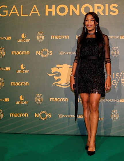 O glamour na gala do Sporting