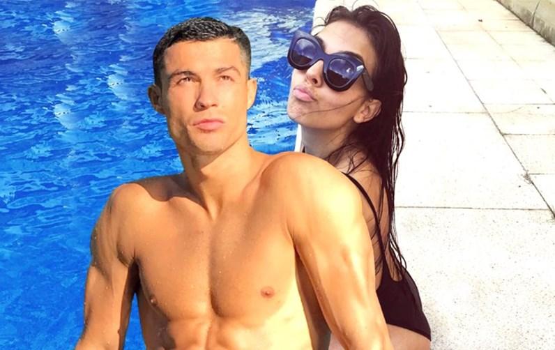 Nova modelo russa desperta o interesse de Ronaldo