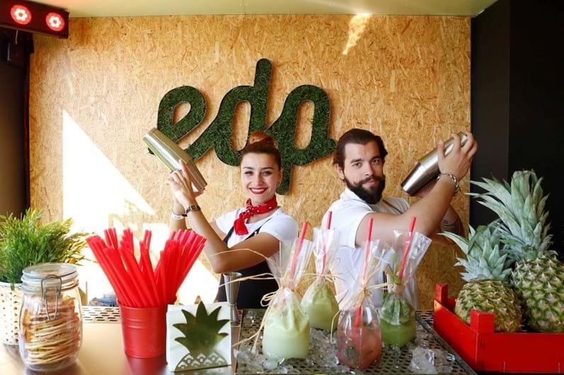 EDP Fado Cafe pela segunda vez no NOS Alive