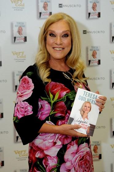 Teresa Guilherme Lança novo livro
