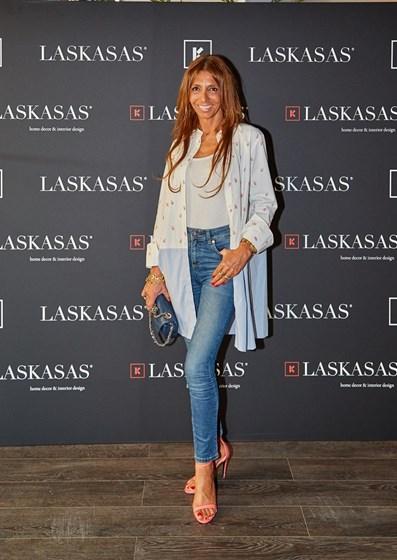 Elegância na reabertura da loja 'LasKasas'