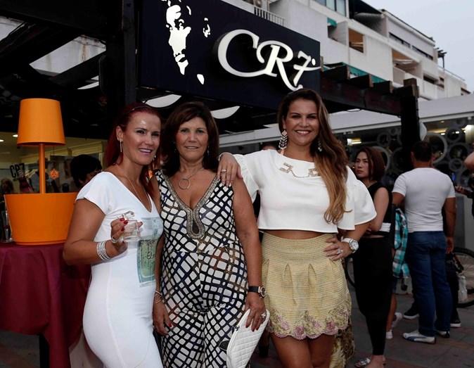 A família tem uma loja de roupa CR7 na marina de Vilamoura