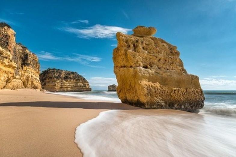 Praia da marinha, Carvoeiro - Eleita pelo TripAdvisor como sendo uma das melhores de Portugal