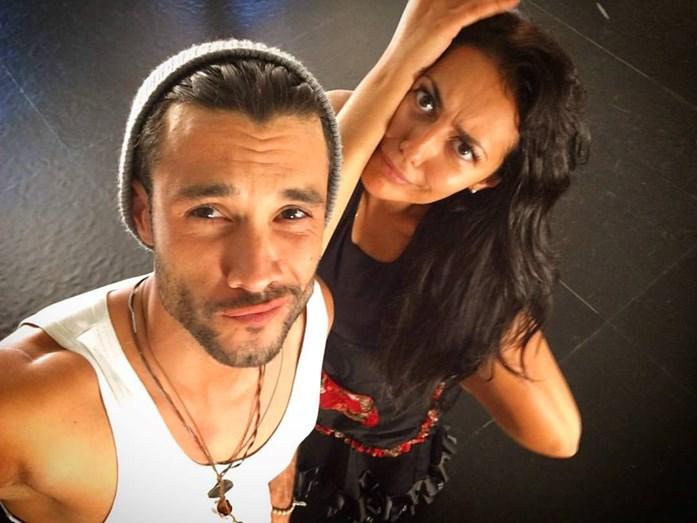 Pedro Barroso e Sofia Ribeiro