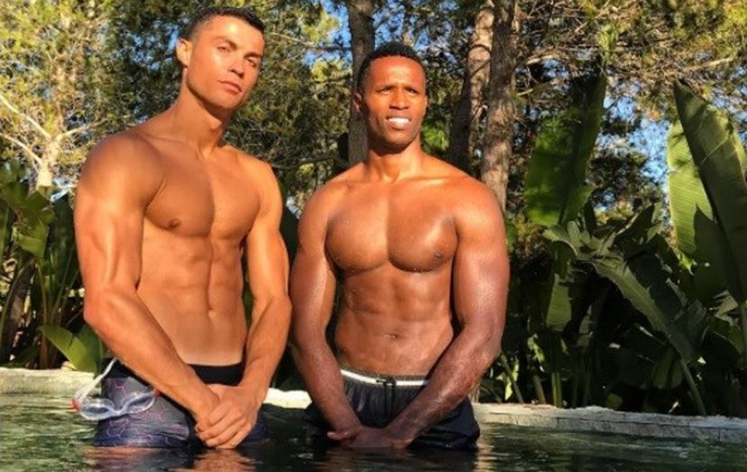 Cristiano Ronaldo e José Semedo de férias juntos, em Ibiza