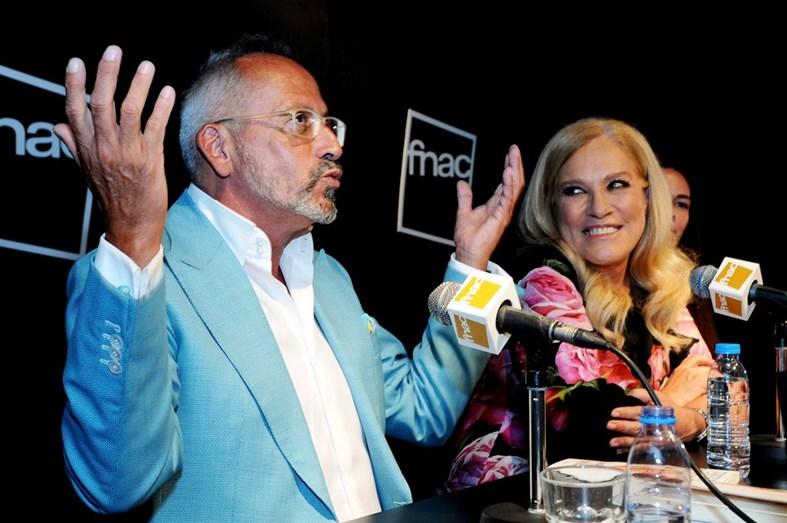 Teresa Guilherme e Manuel Luis Goucha