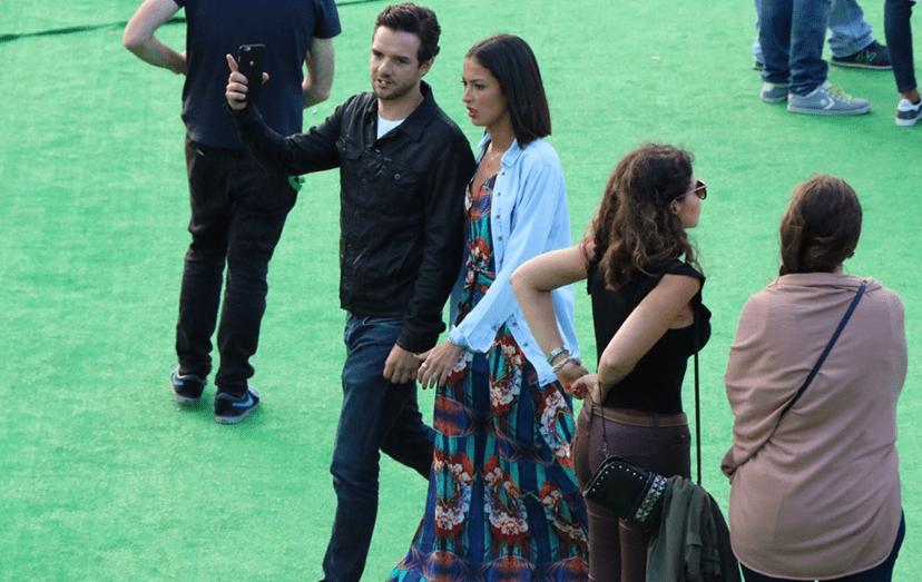 Sara Salgado e Diogo Pereira Coutinho.