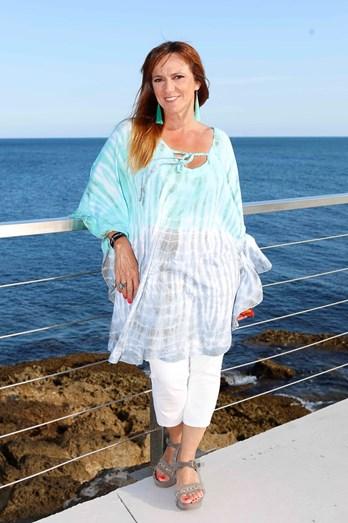Susana Pinto, a jornalista da TVI foi uma das convidadas do sunset