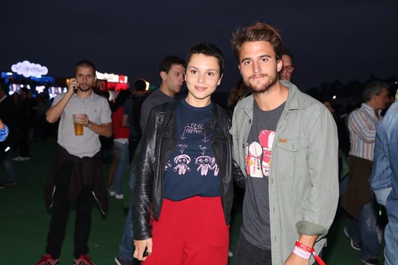 Tiago Teotónio Pereira e Filipa Areosa