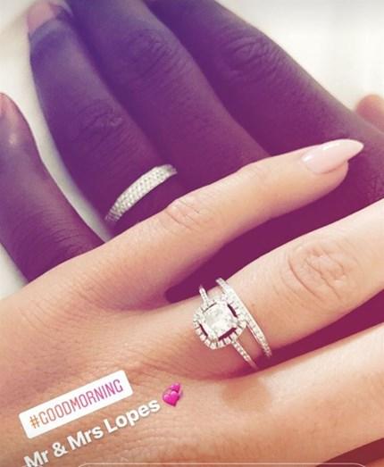 O casamento de Eder Lopes