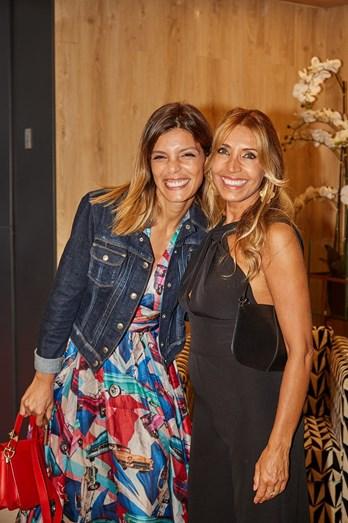 Andreia Rodrigues e Cláudia Jacques