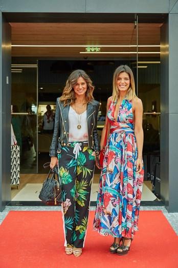 Cláudia Vieira e Andreia Rodrigues