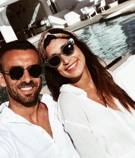 As férias românticas de Ricardo Regufe e Cláudia Diniz na Grécia