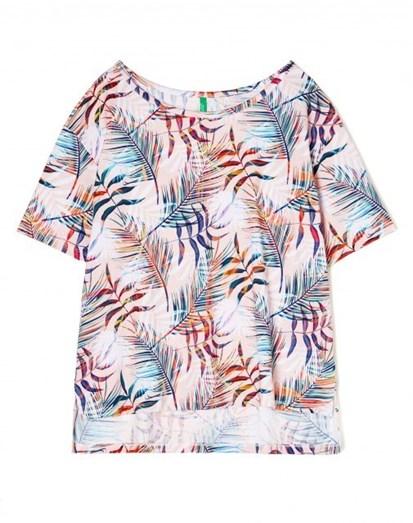 T-shirt Benetton, €13,97