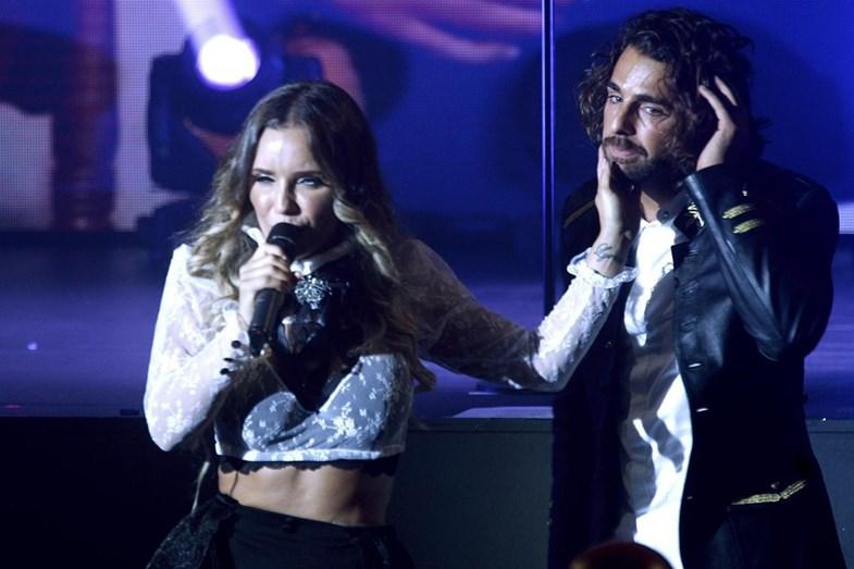 Luciana Abreu nega estar grávida de gémeos