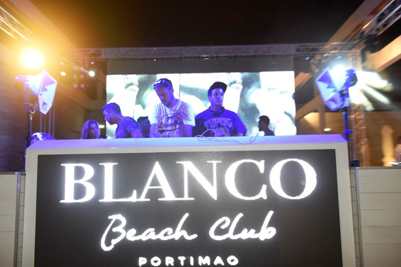 Blanco beach club