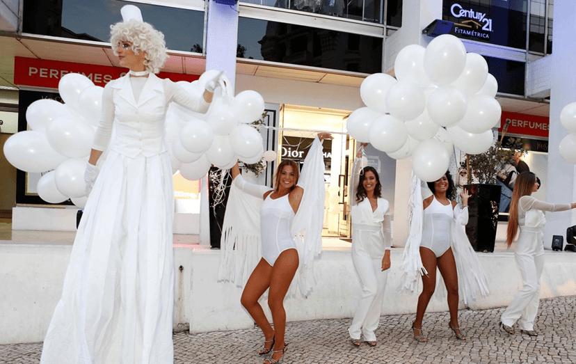 Lisboa celebra Noite Branca com muita animação - Festas