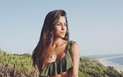 Carolina Loureiro despe-se para Cristina Ferreira