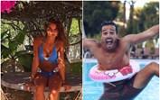 Crise na relação? Pedro Teixeira passa fim-de-semana com a filha... sem Sara Matos
