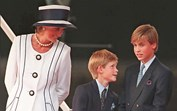 Dor: Filhos de Diana revelam a forma como foram informados da morte da mãe