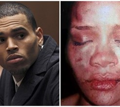 Chris Brown relata agressão a Rihanna: