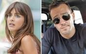 Sara Matos e Pedro Teixeira separados