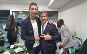 Bruno de Carvalho arrasado após vídeo em que se compara a CR7 e anuncia que vai ser pai