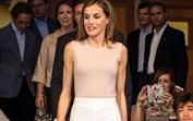 Excesso de ginásio? Rainha Letizia criticada por causa dos braços musculados