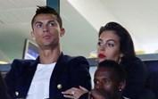 Ronaldo pede Georgina em casamento