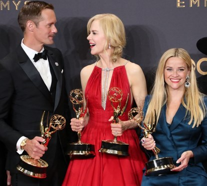 "Big Little Lies ganha ""Best Limited Series"""