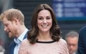 Aí está a barriguinha de futura mamã de Kate Middleton que reapareceu de surpresa