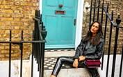 Em pose sexy, Rita Pereira é reconhecida até nas ruas de Londres