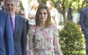 Letizia rendida à moda acessível. Veja as propostas 'low cost' da rainha de Espanha