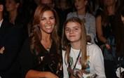 Sónia Araújo revela fotos inéditas para celebrar os 14 anos da filha Carolina
